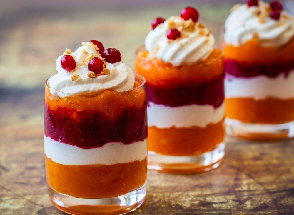 Рецепты полезных десертов из тыквы