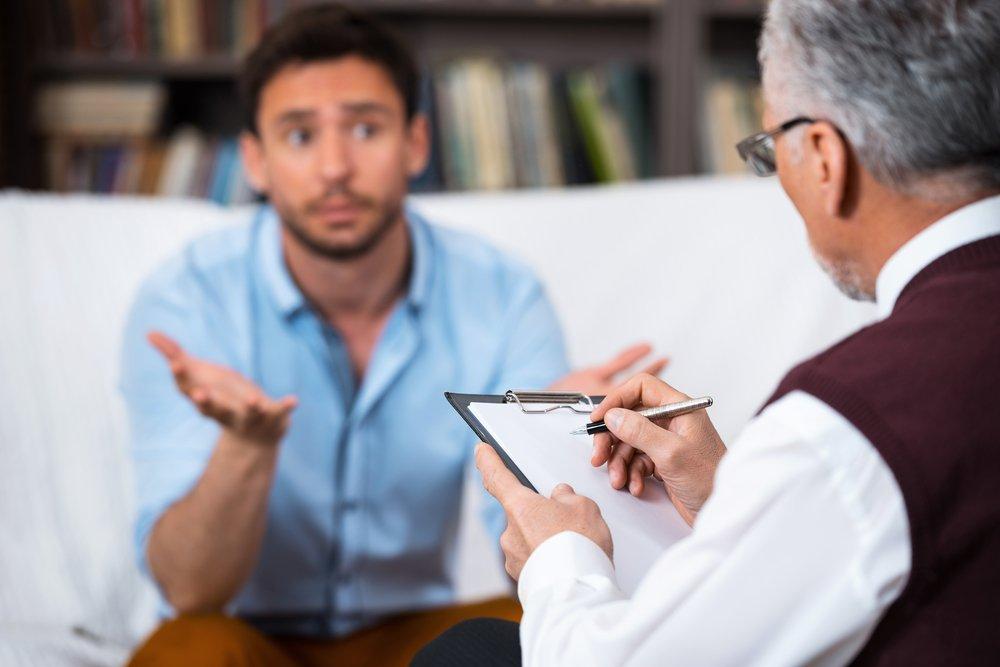 Лечение шизофрении. Медикаменты и консультации психиатра