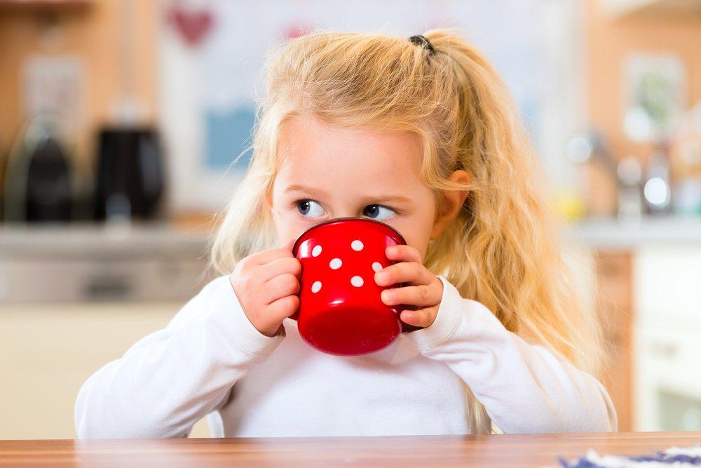 Детские чаи: гранулированный и негранулированный порошки