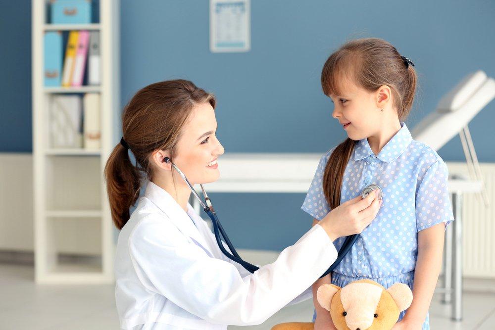 Развитие инфекции в детском организме