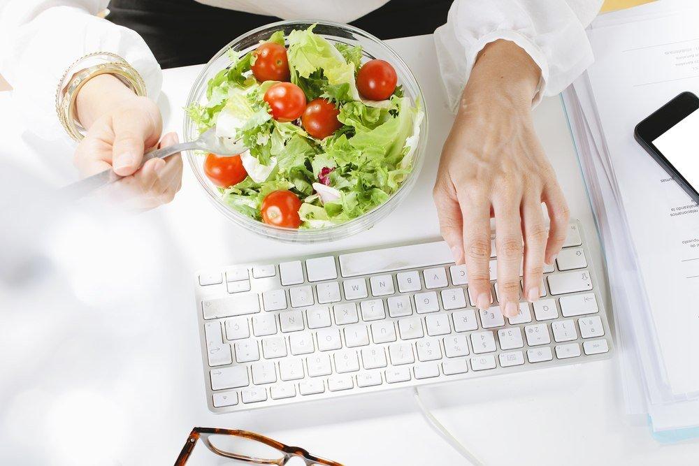 Как питаться в офисе, если у вас хроническое заболевание
