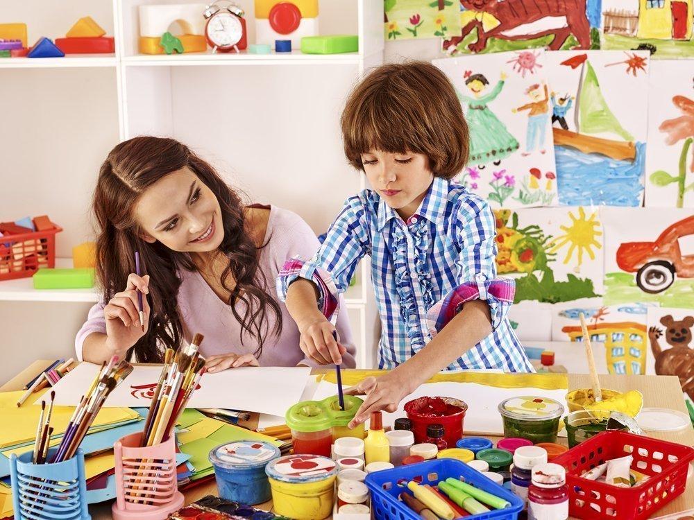 Зачем ребенку дополнительные занятия?