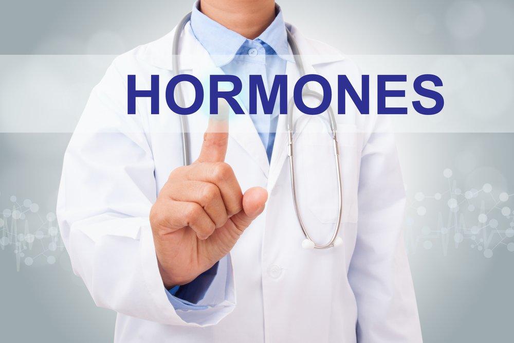 Роль гормонов при стрессе и патологии
