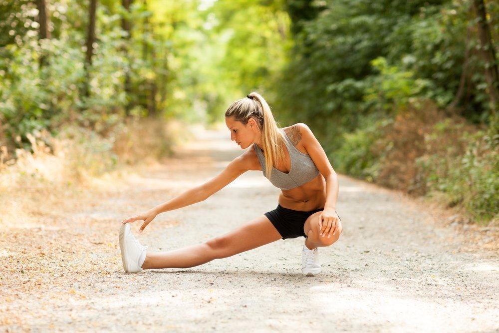 Фитнес-программа на растяжку для фанатов ЗОЖ