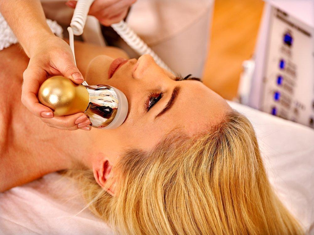 Молодость и здоровье кожи с массажем