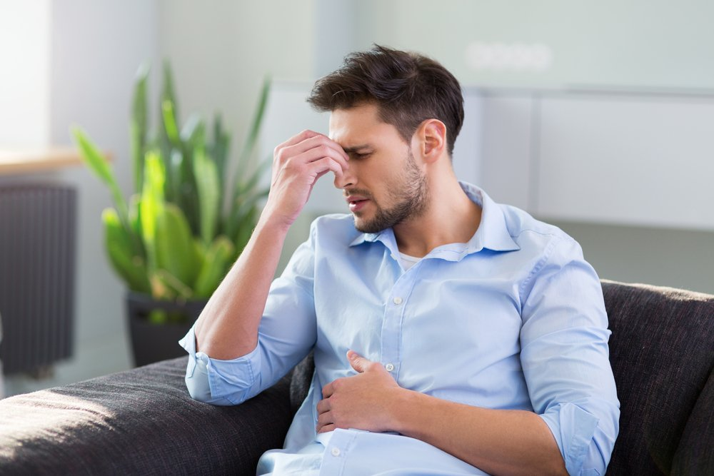 Симптомы острого отравления