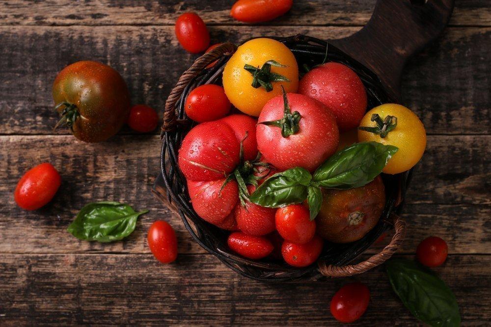 Полезные овощи — суперфуды