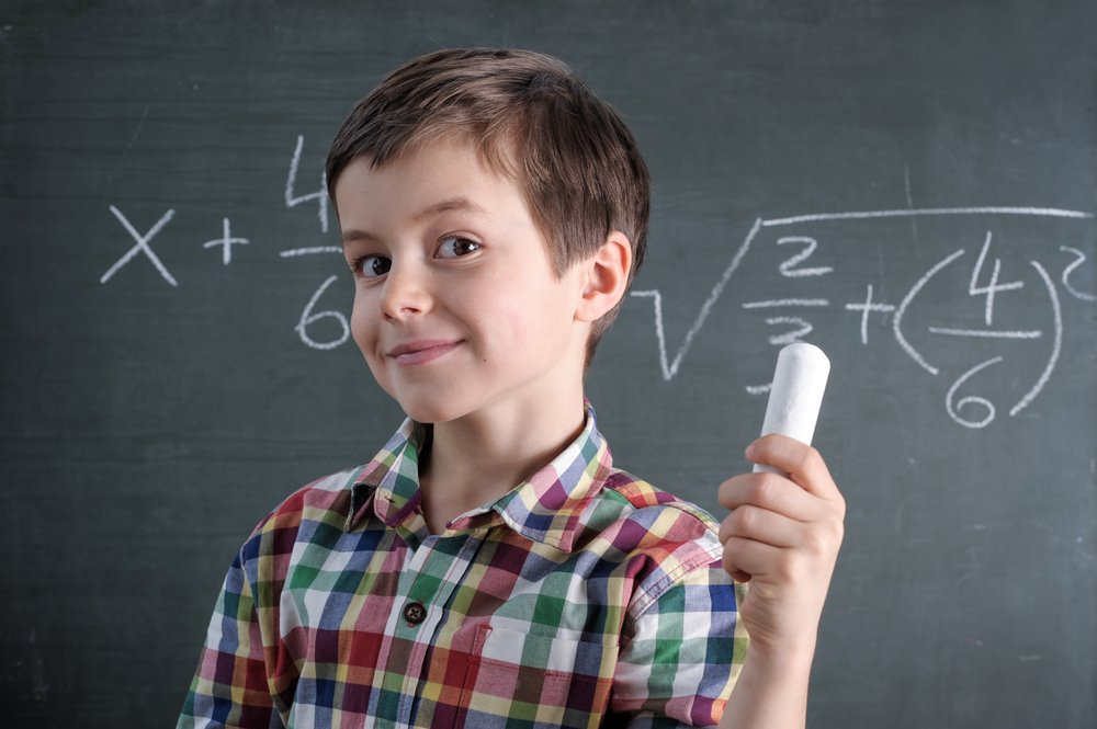 "How to help a schoolboy ""turn on"" a mathematical mindset, common core math example"