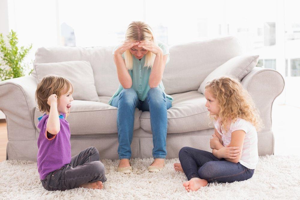 В раздражении родителей отнюдь не всегда виноват ребенок…