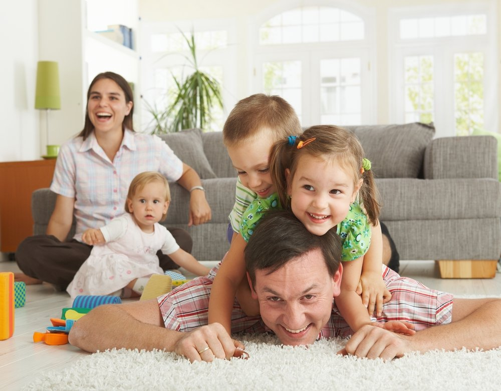 Страх шестой: в большой семье очень трудно уделить внимание каждому ребенку