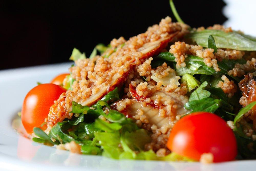 Рецепты блюд с кускусом