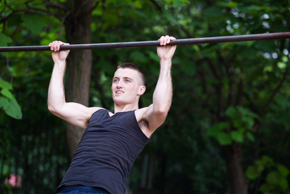Рекомендации по фитнесу на турнике