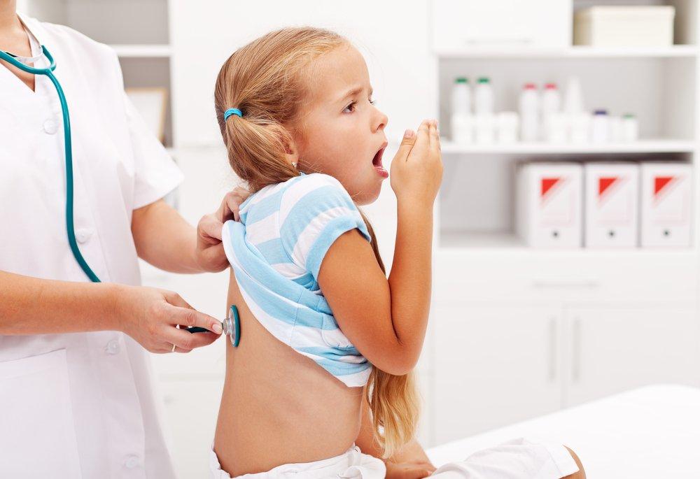 Виды и причины развития бронхитов у детей