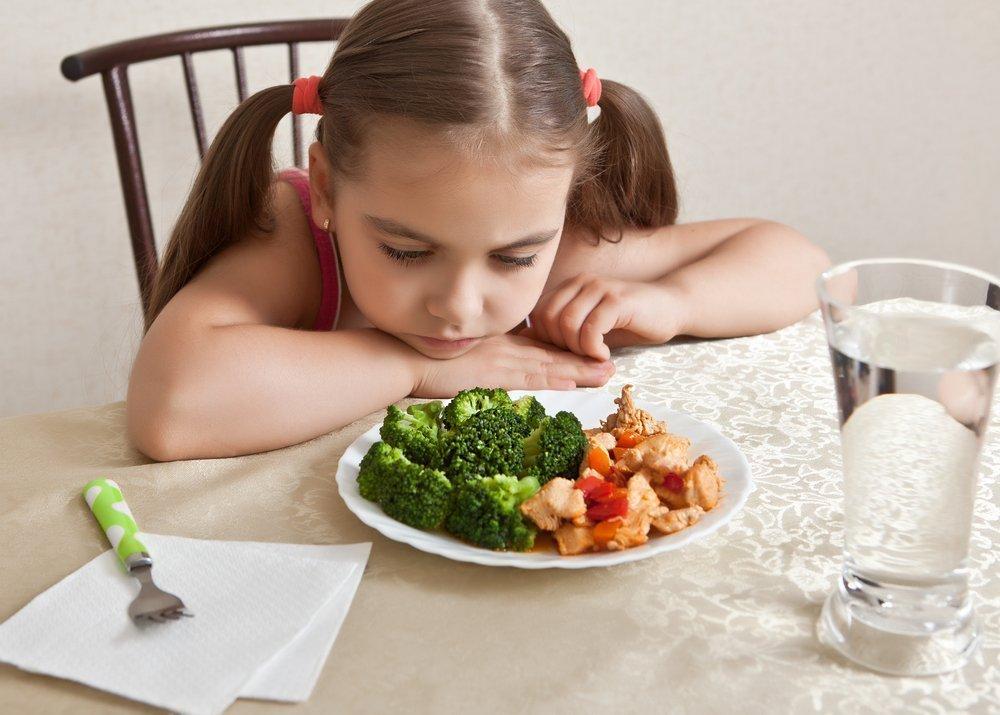 Болезнь у детей – не повод для отказа от еды?
