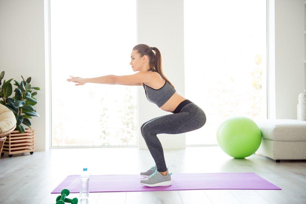 Тренинг эффективного похудения