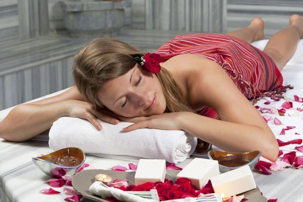 Дополнение к диете: ароматические ванны