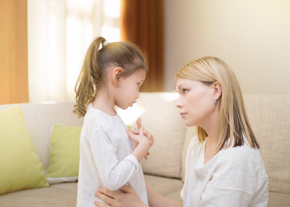 Когда дети начинают говорить неправду?