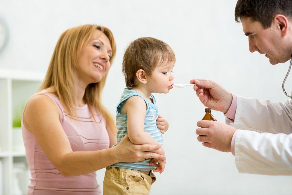 Какие лекарства разрешены к применению в детском возрасте?