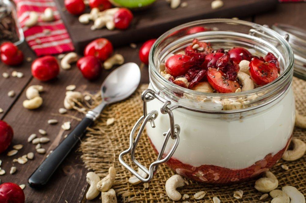 Рецепт йогурта: готовим дома