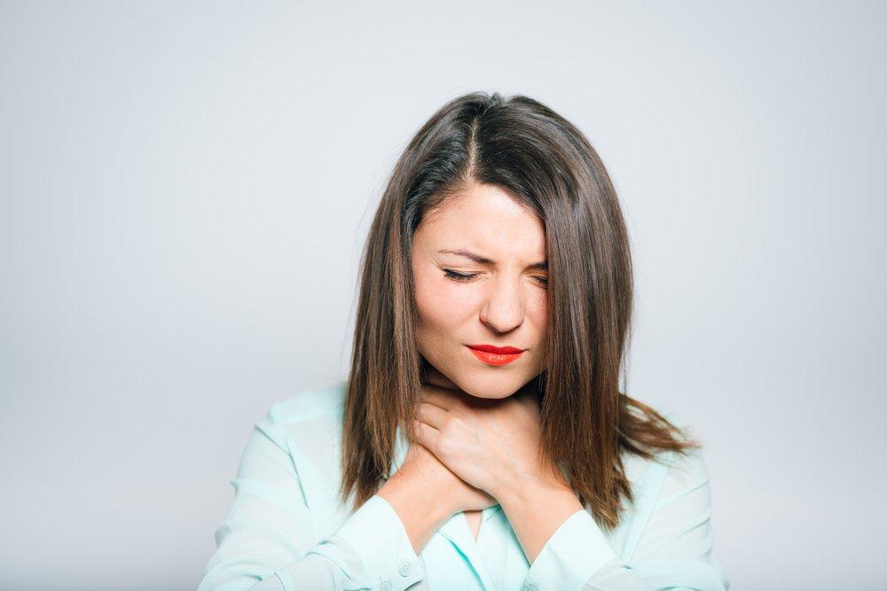 Клинические проявления тонзиллита