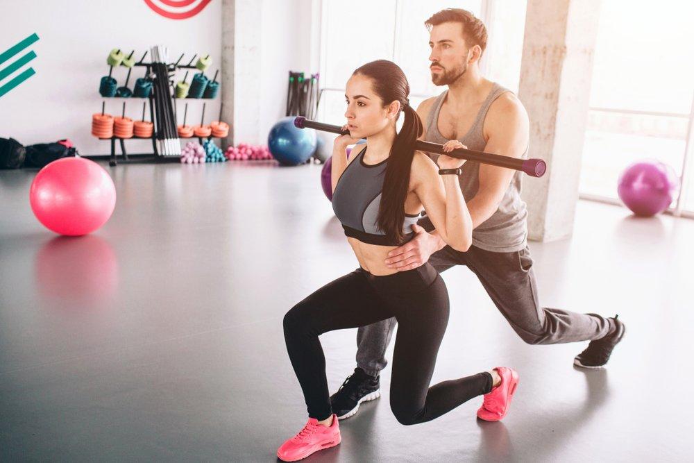 Особенности фитнес-тренировок с бодибаром