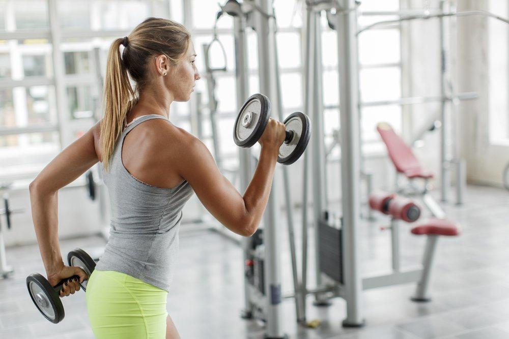Силовой фитнес для женщин