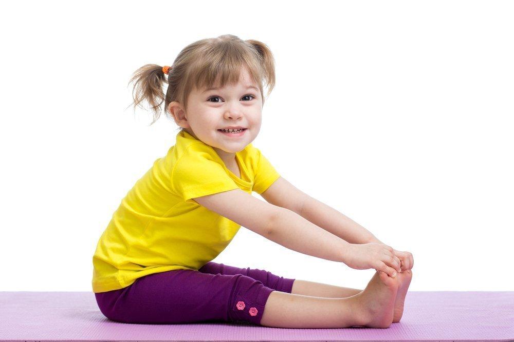 Занятия фитнесом для правильной осанки