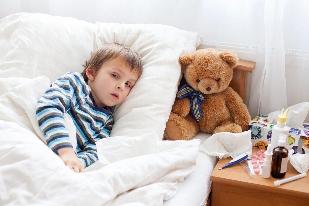 Внимание родителям: как заподозрить отравление препаратами йода?