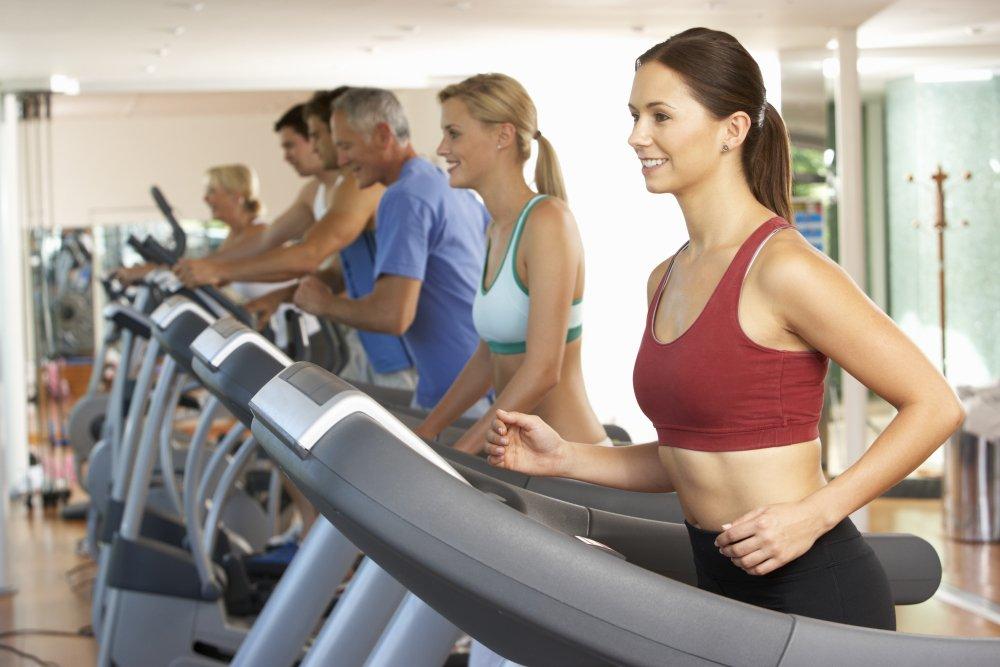 Аэробные фитнес-тренировки после родов
