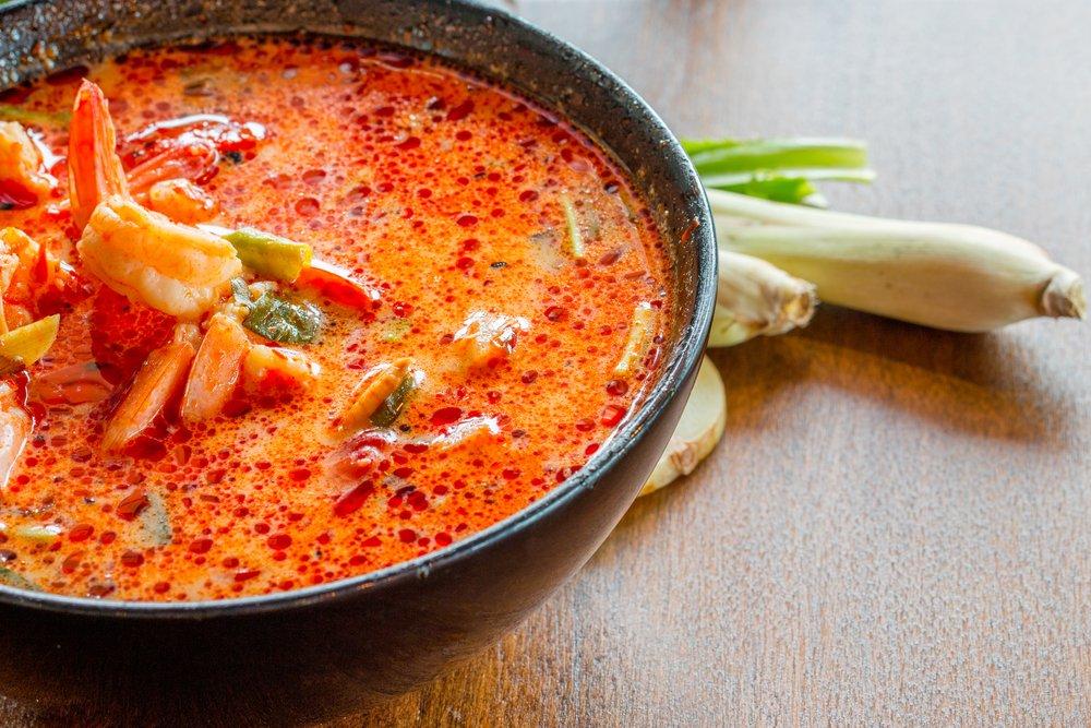 Рецепт приготовления «Том-Ям-Кунга»