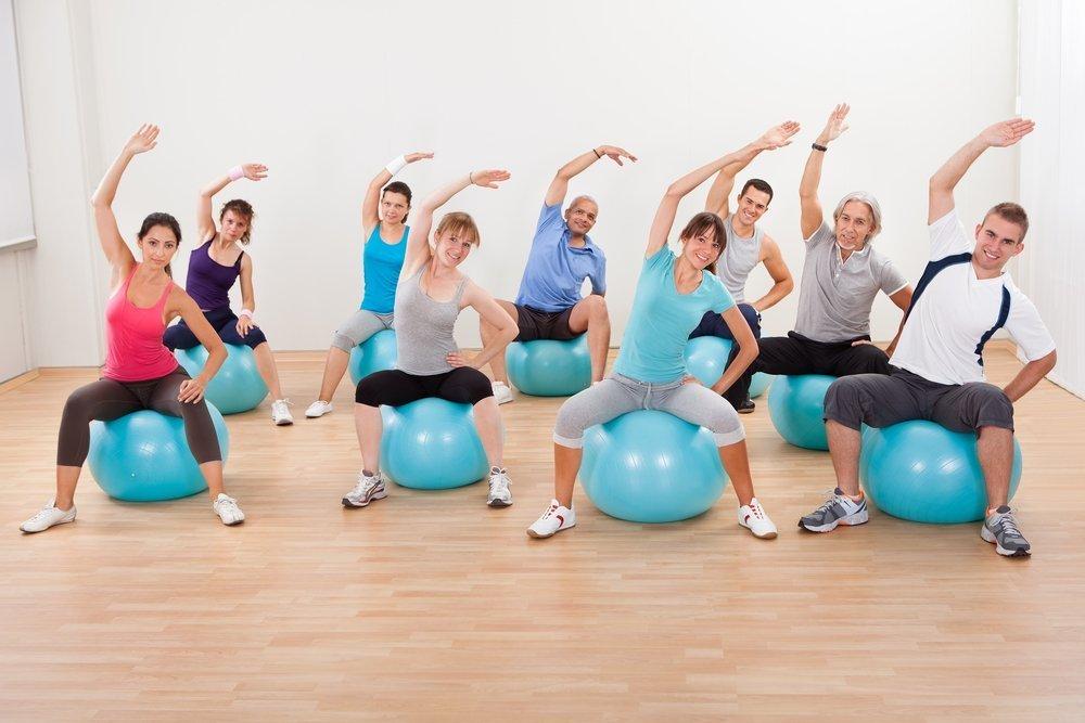 Тренировки для похудения на основе силовой аэробики