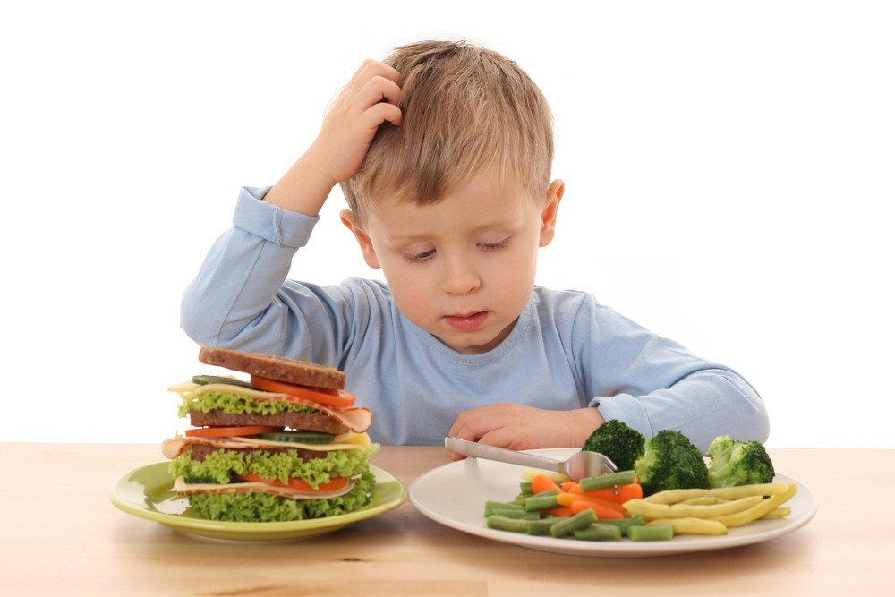 Перекусы для детей
