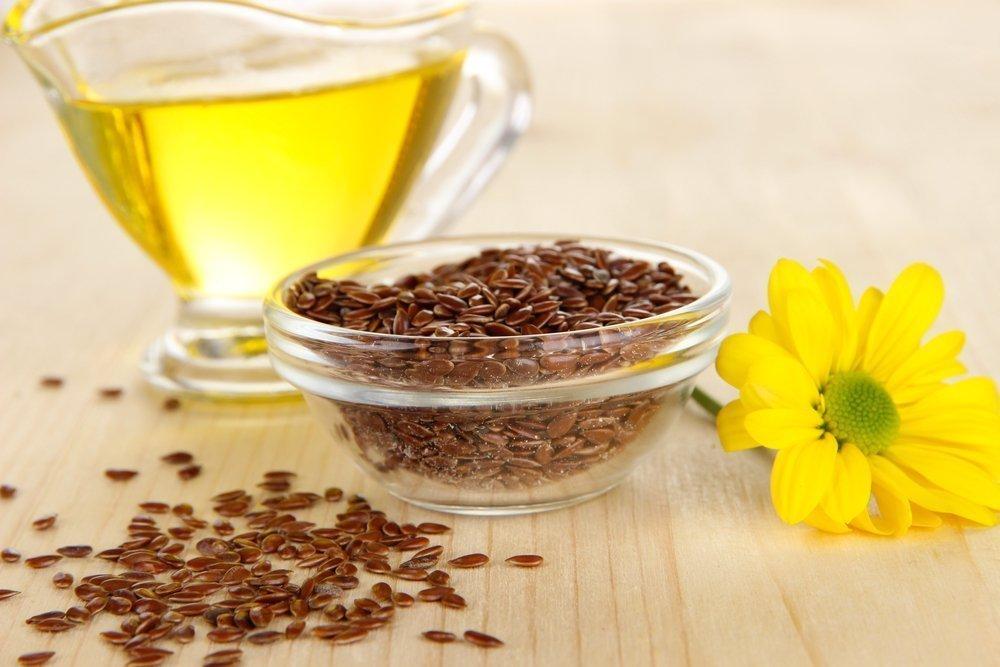 Питание с пользой: льняное масло