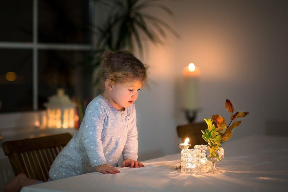 Как помочь детям справиться с боязнью темноты?