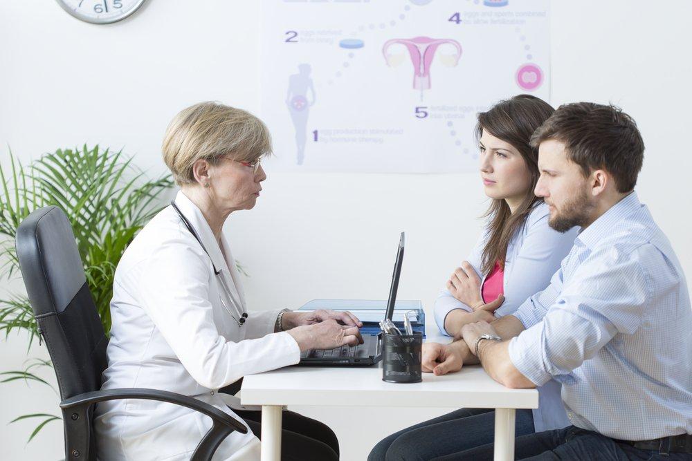 Витамины для женщин и мужчин в период подготовки к беременности