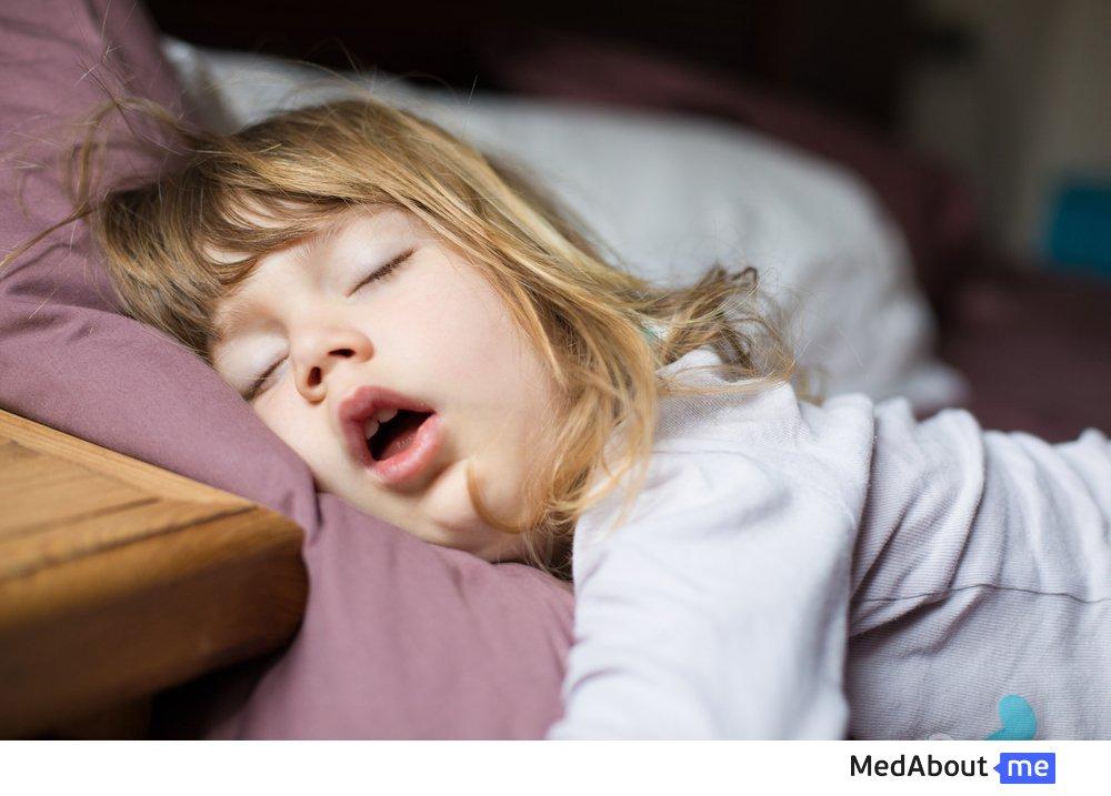 Ночное апноэ у детей