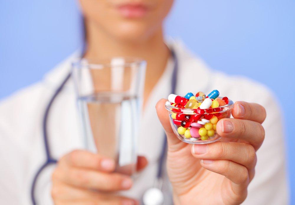Назначение лекарств и их эффекты