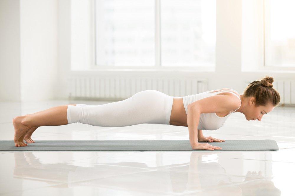 Физические упражнения — только половина успеха