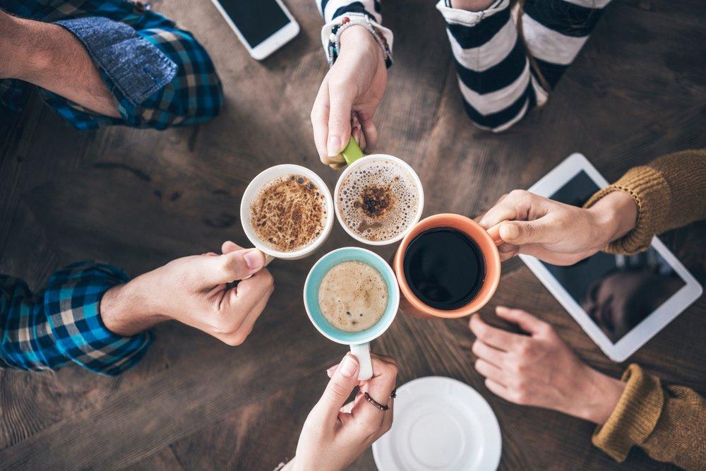 Польза кофе при умеренном употреблении