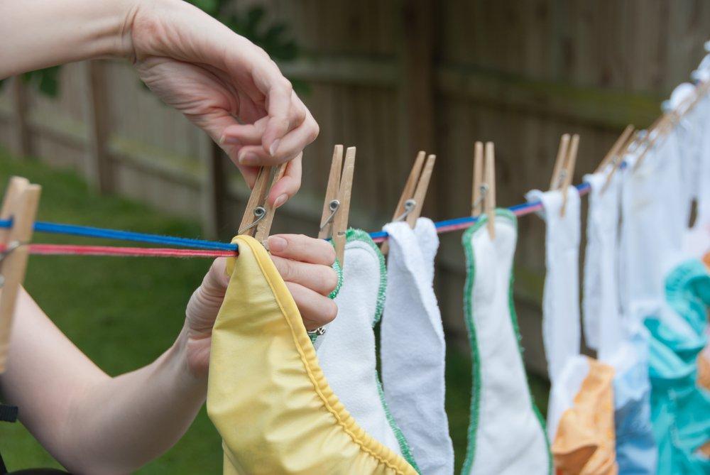 Многоразовые подгузники для детей: «за» и «против»