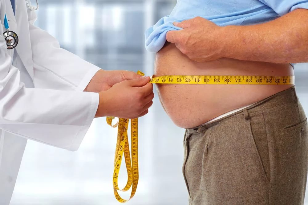 Как формируется ожирение?