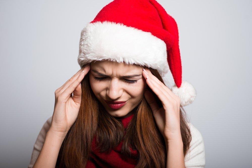 Особенности «новогодних недугов» и их лечение