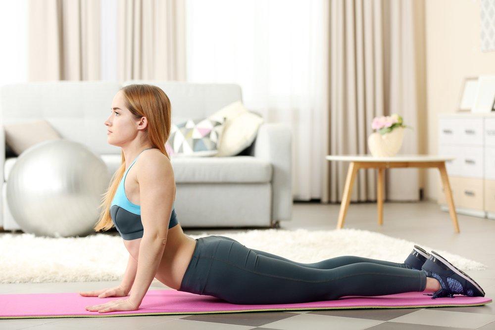 Фитнес-упражнения для широчайших мышц