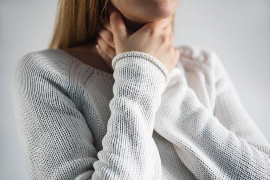 Как определить наличие кости в горле