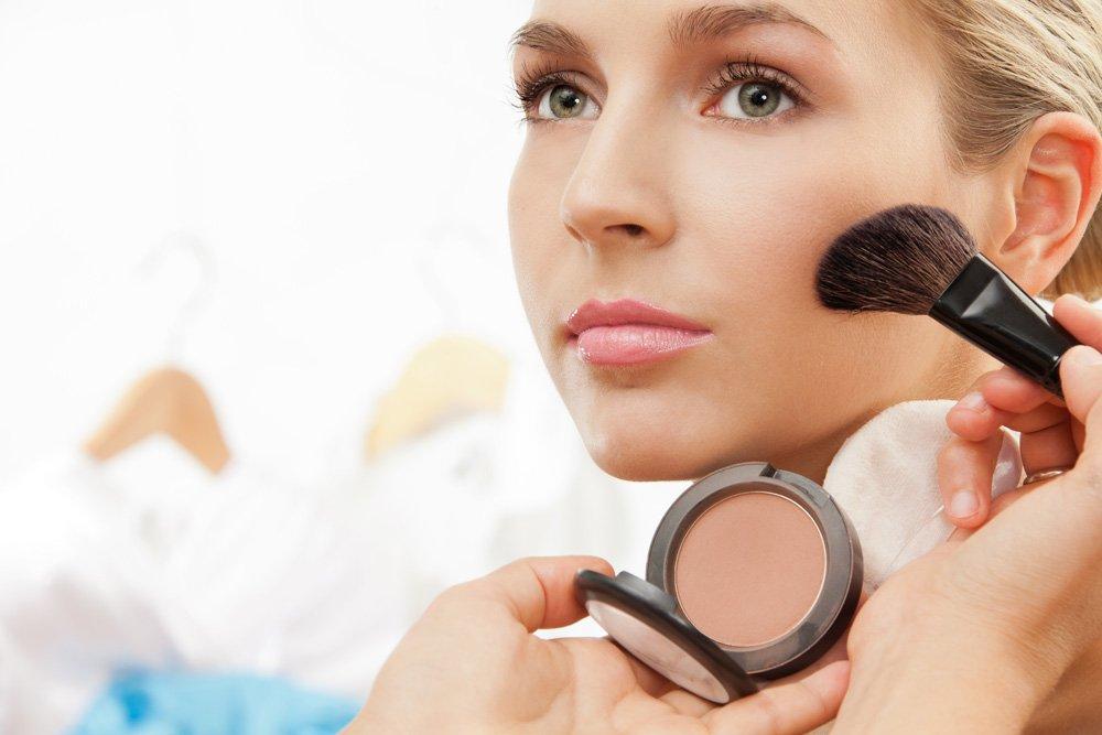 Выбор декоративной косметики под цвет кожи лица