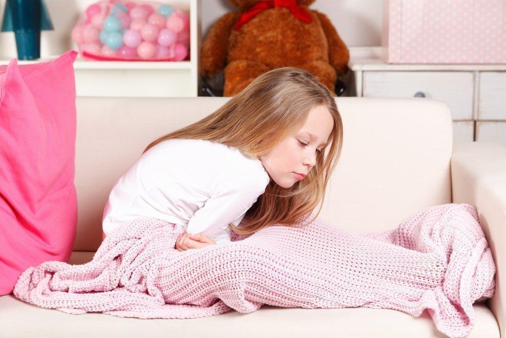 Повод для вызова неотложки: рвота у детей