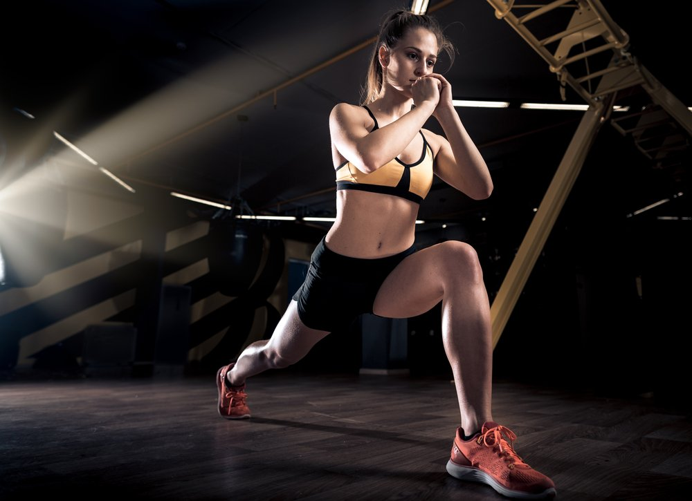 Особенности фитнес-тренировок на квадрицепс бедра