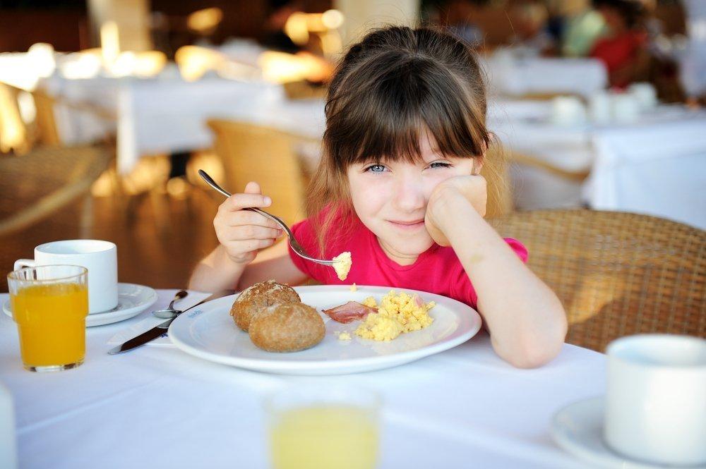 Недополучает ли ребенок питательных веществ?
