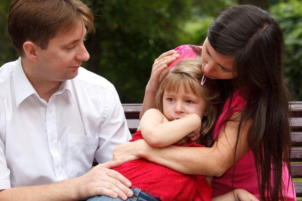 Дети повторяют поведение родителей