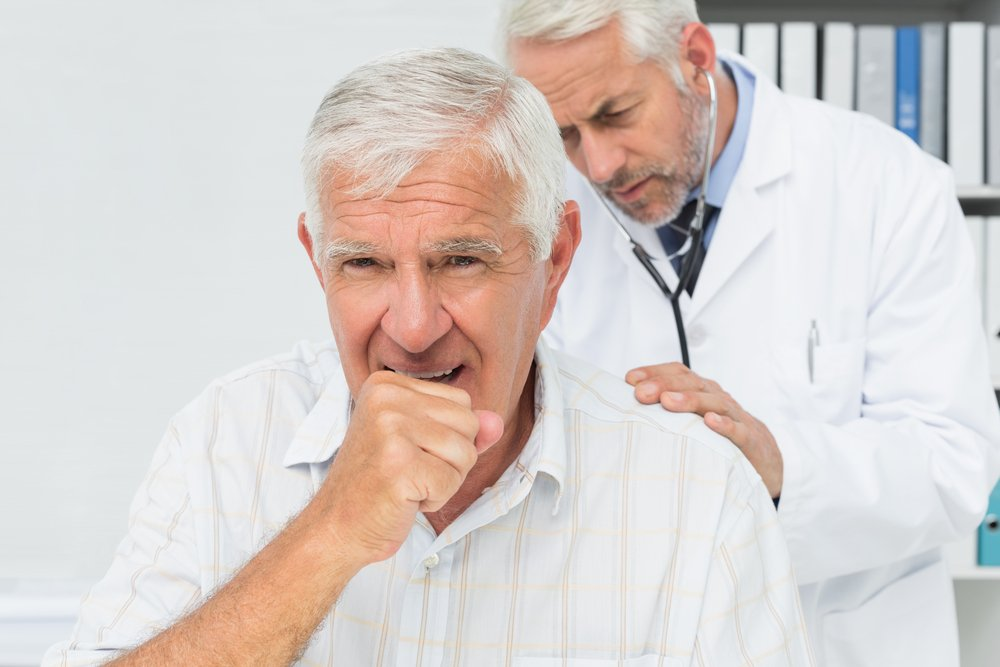 Симптомы, сопутствующие острому бронхиту